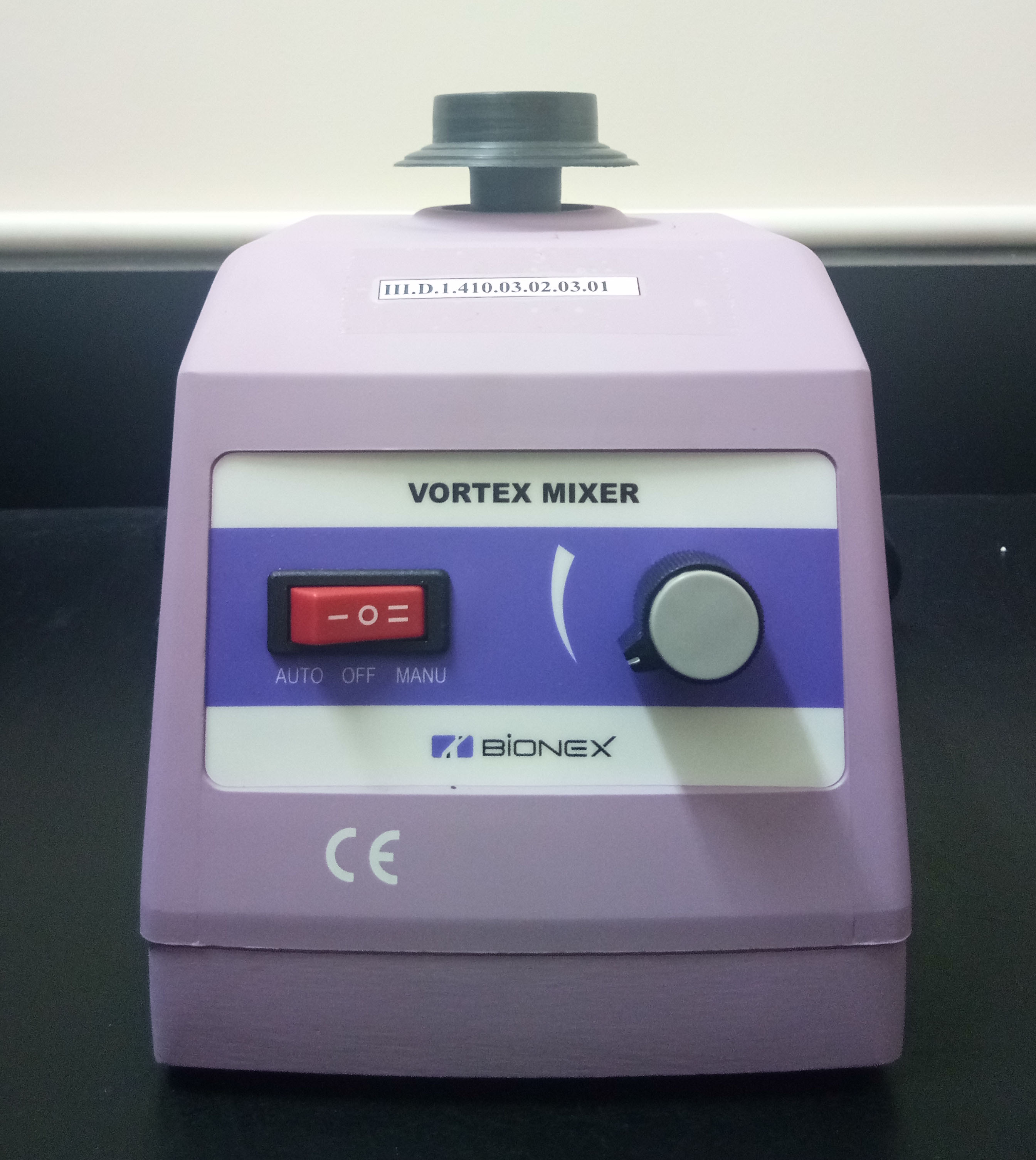 Vortex Mixer (Vision Bionex KMC-1300V)